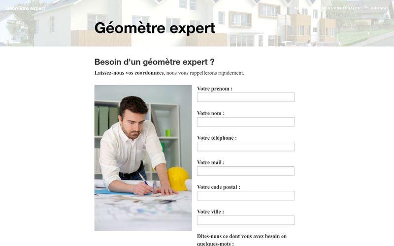 Dans quels cas contacter un géomètre ?